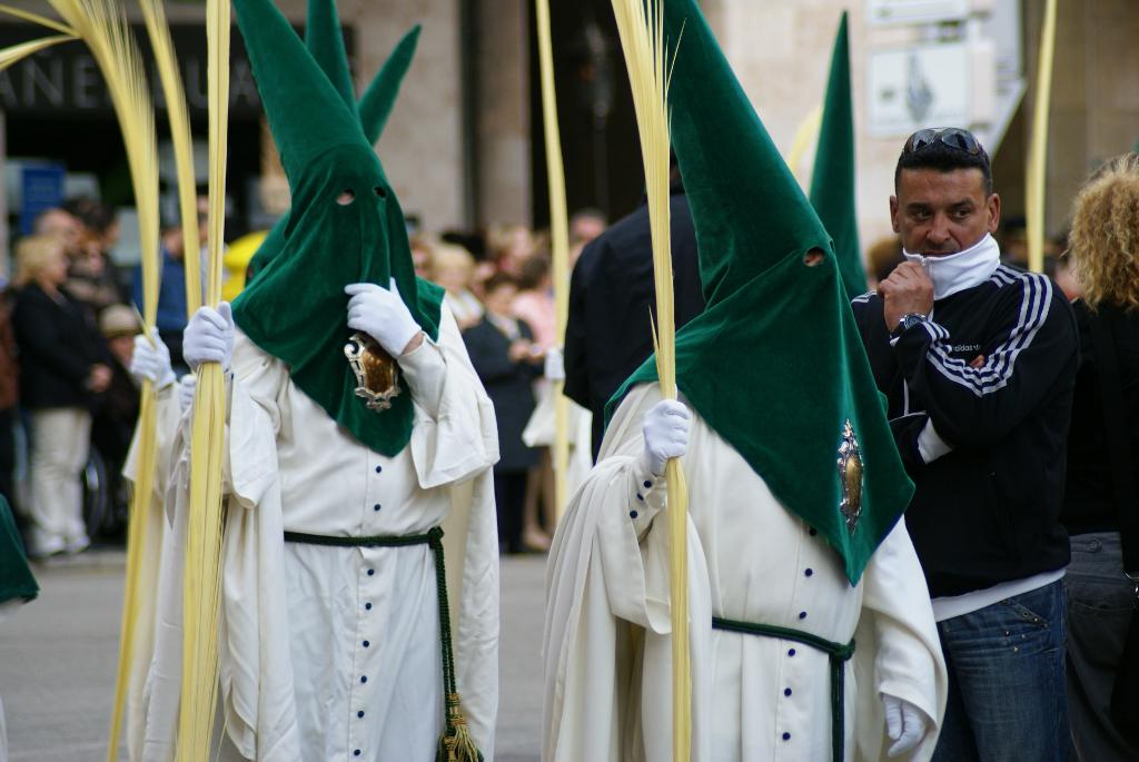 Palma de Mallorca, Spanien - Semana Santa April 2009